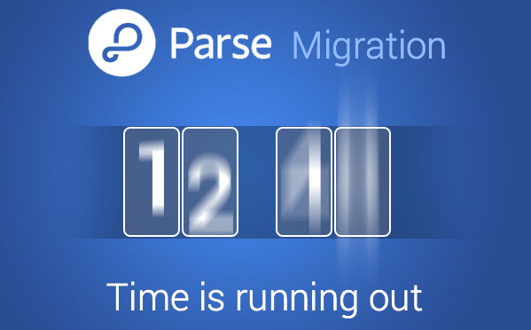 Parse migration: time is running out