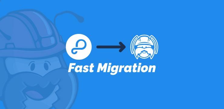 Parse Fast Migration