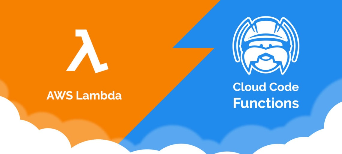 Using Cloud Code functions as an AWS Lambda alternative