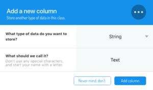 new-class-text