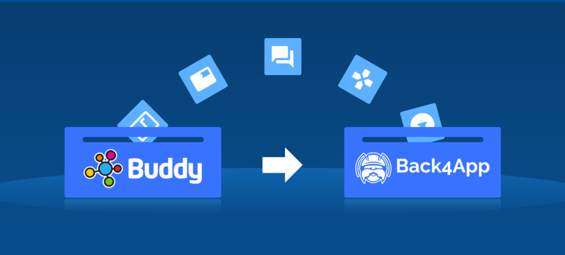 Migrate your Parse App from Buddy to Back4App