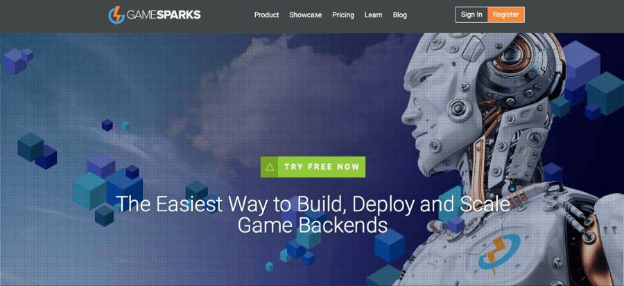 gamesparks baas