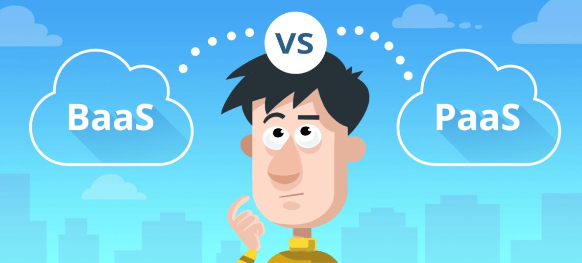 Baas vs PaaS: Qual é a melhor opção?