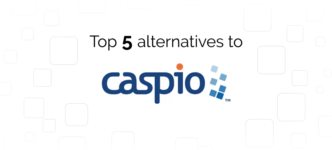 Top 5 Alternatives to Caspio