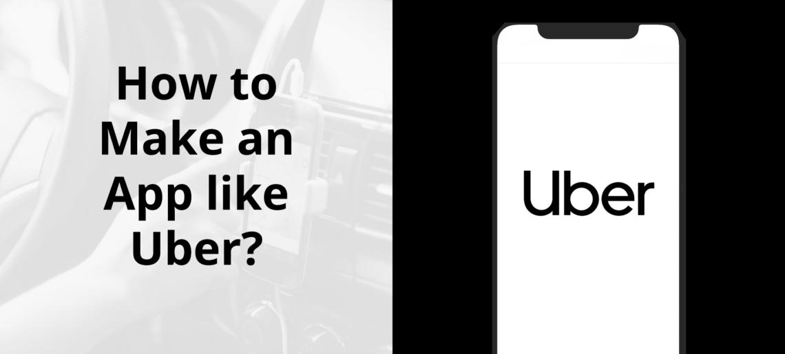 Como criar um aplicativo igual ao Uber?