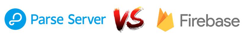 Parse Server vs Google Firebase