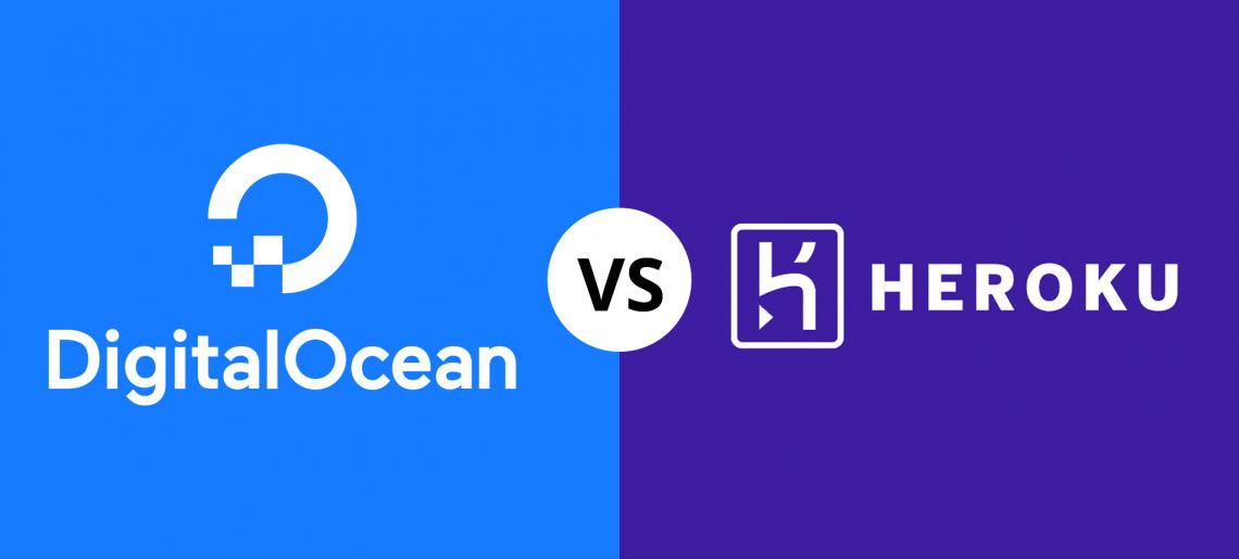 Heroku vs DigitalOcean