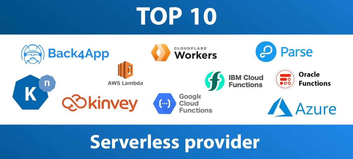 Top 10 Open Source Serverless Platforms