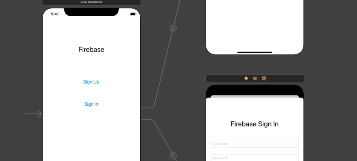Auth on Firebase & Parse