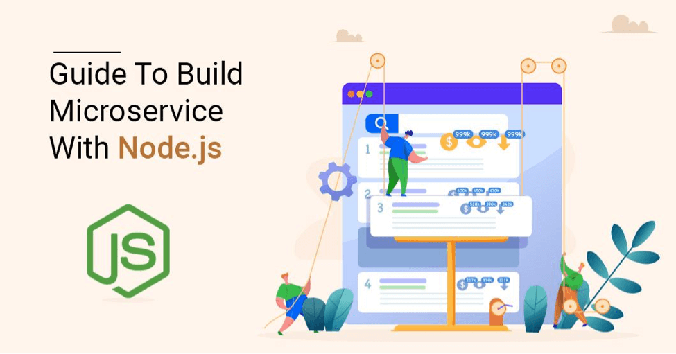 Step-by-Step Guide To Create Microservices With Node.js