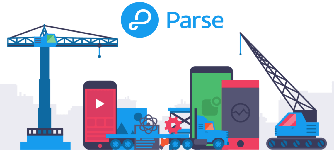 What is the Parse backend?