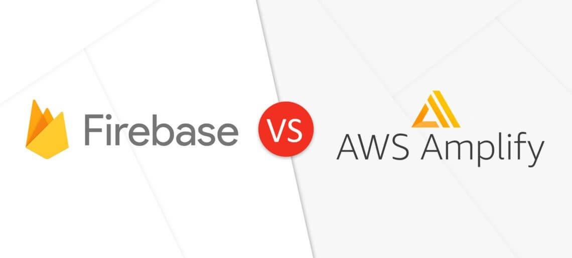 Comparación entre AWS Amplify y Google Firebase