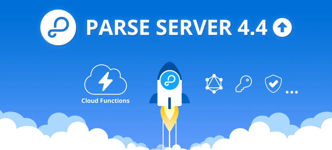 Announcing Parse Server 4.4