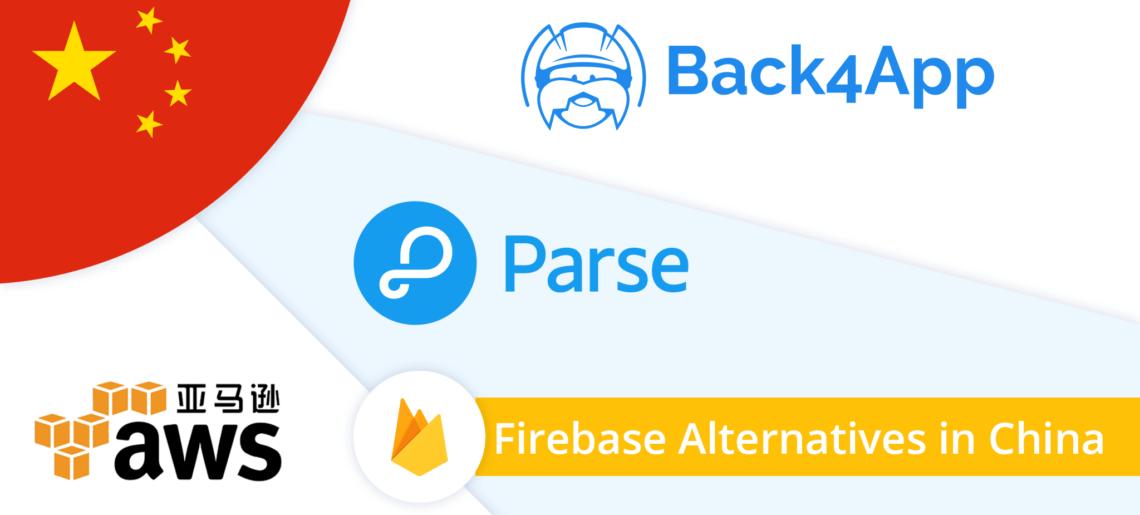 Alternativas a Firebase en China