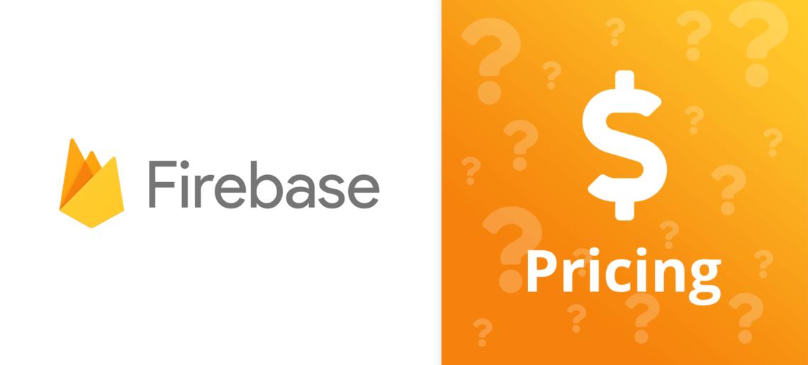 Prix de Google Firebase pour les nuls