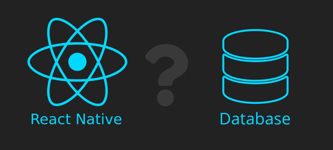 Les 10 meilleures bases de données pour votre application React Native