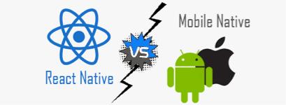 Aplicación Móvil Nativa vs React Native